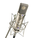 Neumann U 87 AI SET Z Multi Pattern Microphone - Nickel