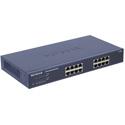 Netgear JGS516NA 16Port Gigabit Rackmount ENET Switch