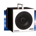 NTI TalkBox Calibrated digital acoustical source