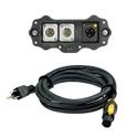 XIRIUM PRO NXP-RM-ANA US Receiver RX Analog Line Output Module - Includes NKXPF-5-15-3 powerCON Cable