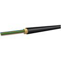 OCC D004CSLS Single Mode 4-Channel 900u Tight Buffer Tactical Fiber Optic Cable - Per Foot