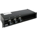 OCC RC2U31LPISP01R31A Broadcast SMPTE 3x1 Splice Enclosure for 3-In-1 Stadium Cable with LEMO Plug and 6.35-9.65 Cable G