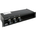 Photo of  OCC RC2U31LSISP01R31A Broadcast SMPTE 3x1 Splice Enclosure for 3-In-1 Stadium Cable with LEMO Socket and 6.35-9.65 Cable