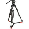 OConnor C1030D-30L-F 1030D Head & 30L Tripod with Floor Spreader & Case
