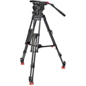 OConnor C2560-60LM-M 2560 Head & 60L Mitchell Tripod with Mid Level Spreader