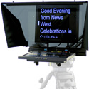 Autocue OCU-PSP17PTZ 17 Inch Teleprompter Professional Series PTZ Package