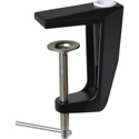 O.C. White 11460-B Light Duty Table Clamp (1/2-Inch Hole) for ProBoom Elite Mic Arms - Carbon Black