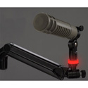 O.C. White 13600 Mic-Lite LED On Air Light for Ultima ULP Mic Booms - Includes Red and White LEDs