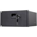 Odyssey ARHD03 3 Space Locking Half Rack Drawer with Diced Foam Interior