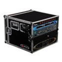 Odyssey FRAR8E 8-Space Econo Amp Flight Ready Rack