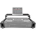 Odyssey FZGSDJ808W2 Roland DJ-808 Serato.Denon Mc7000 V.2 DJ Controller Case Flight Zone Glide Style Series