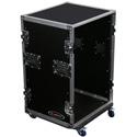 Odyssey Innovative Designs FZSRPAR16W Flight Zone Space Saver Amp Rack Case