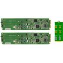 Apantac OG-DA-HDTV-SDI-II-SET-2 HDMI to SDI Converter without Scaler for 2 Slots in openGear Frame