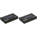 Ocean Matrix 01HMBL0001 HDBaseT 4K HDMI Extender Set with Two-Way IR - RS232 - PoC
