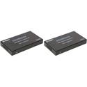 Ocean Matrix 01HMBT0002 HDBaseT 4K HDMI Extender Set with Two-Way IR - RS232 - PoC