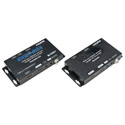 Ocean Matrix 01HMHM0002 HDBaseT 4K HDMI Extender Set with Two-Way IR - RS232 - Two-Way PoH - Bstock (Used)