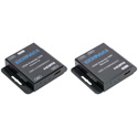 Ocean Matrix OMX-01HMHM0003 HDMI 1080P@60HZ Extender over Single Cat5e/6 with Built-In EDID and POC