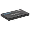 Ocean Matrix OMX-13HMHM0001 1080p HDMI 4 x 1 Multi-Viewer with IR Control - Bstock (Packaging Damage)