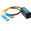 Camplex OPADAP-8 opticalCON QUAD to Four (4) ST Breakout Adapter - Single Mode