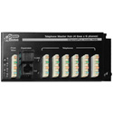 Open House 4x6 110 Punchdown Telephone Master Hub