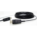 Ophit FTAD-A010 8K DisplayPort 1.4 Active Optical Cable - 32.8 Feet/10 Meters