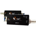 Ophit FTSM 12G-SDI Fiber Optic Extender - 4K Ultra HD Resolution (4K@60Hz) and up to 5Km (3.1 Miles)