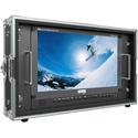 Osprey Video RM3G-4K 6RU 3G-SDI  /  HDMI2.0 4K 15.6 Inch IPS Rackmount Monitor with 3840x2160 Native Resolution