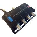 Osprey SDAD-4 1x4 USB Powered Equalized SDI Distribution Amplifier with DVB-ASI