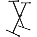 On Stage OSS-KS7190 Classic Single-X Keyboard Stand
