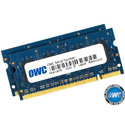 OWC OWC6400DDR2S6GP 6.0GB Kit (2.0GB plus 4.0GB) PC2-6400 DDR2 800MHz SO-DIMM 200 Pin Memory Upgrade Kit