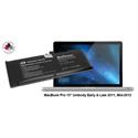 NewerTech NWTBAP15MBU78W NuPower 77.5 Watt-Hour Li-ion Battery for MacBook Pro 15 Inch Unibody - 2011 & Mid 2012 Models