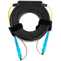 Optical Wavelength Labs FR-M6-150-SCSC Multimode Fiber Ring OTDR Launch Cable - 150 Meters