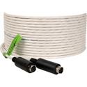 Laird P/VISCA-MDX8-15 Plenum 8-Pin Mini DIN Male to 8-Pin Mini DIN Male Visca Camera Control Cable - 15 Foot