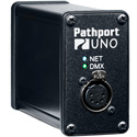 Pathway Connectivity PWPP TM P1 XLR5F Pathport Truss-mount 1-Port XLR 5-Pin Female