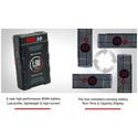 PAG L90 Slim Li-Ion Battery V-Mount 90Wh