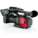 Panasonic AG-DVX200PJ 4/3-Type Fixed Lens 4K/60p Handheld Camcorder