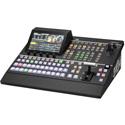 Panasonic AV-UHS500PJ 4K/12G-SDI Compatible Compact and Versatile Live Switcher