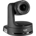 Panasonic AW-HN130KPJ HD Integrated PTZ Camera with NDI HX NTSC/PAL - Black