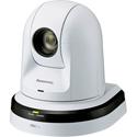 Panasonic AW-HN40HWPJ 30x Zoom PTZ Camera with HDMI Output and NDI - White