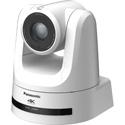 Panasonic AW-UE100WPJ 4K NDI Professional PTZ Camera - White