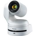 Panasonic AW-UE150W 4K 60p Professional 12G-SDI PTZ Camera - White