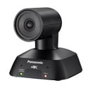 Panasonic AW-UE4WG Wide Angle 4K PTZ Camera with IP Streaming - Black