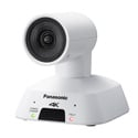 Panasonic AW-UE4WG Wide Angle 4K PTZ Camera with IP Streaming - White