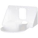 Panasonic FEC-40WMW Heavy Duty Wall Mount for use with AW-HE40/AW-HN40/AW-UE70 or AW-UN70 PTZ Cameras - White