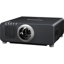 Panasonic PT-DZ870ULK 1-Chip 8500 Lumens DLP Projector without Lens - Black