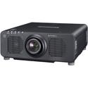 Panasonic PT-RCQ10BU 10000 Lumen 1DLP WUXGA Laser Projector with Lens - 1920 x 1200 - Black