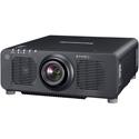 Panasonic PT-RCQ10L 10000 ANSI Lumen 1DLP WUXGA Laser Projector - 1600 x 1200 - Black (without lens)
