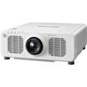 Panasonic PT-RCQ80 8000 ANSI Lumen 1DLP WUXGA Laser Projector - 1600 x 1200 - White