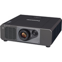 Panasonic PT-RZ570BU 5400 Lumen WUXGA 1920x1200 DLP Video Projector with Standard Lens - Black