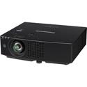 Panasonic PT-VMZ60B 6000 Lumens WUXGA 3 LCD Laser Projector - Black